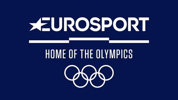 Eurosport - logo pro zimní hry 2018