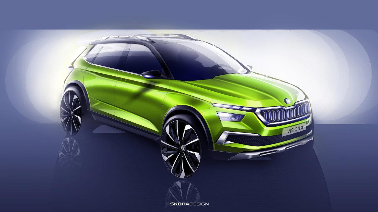 Škoda Auto Vision X
