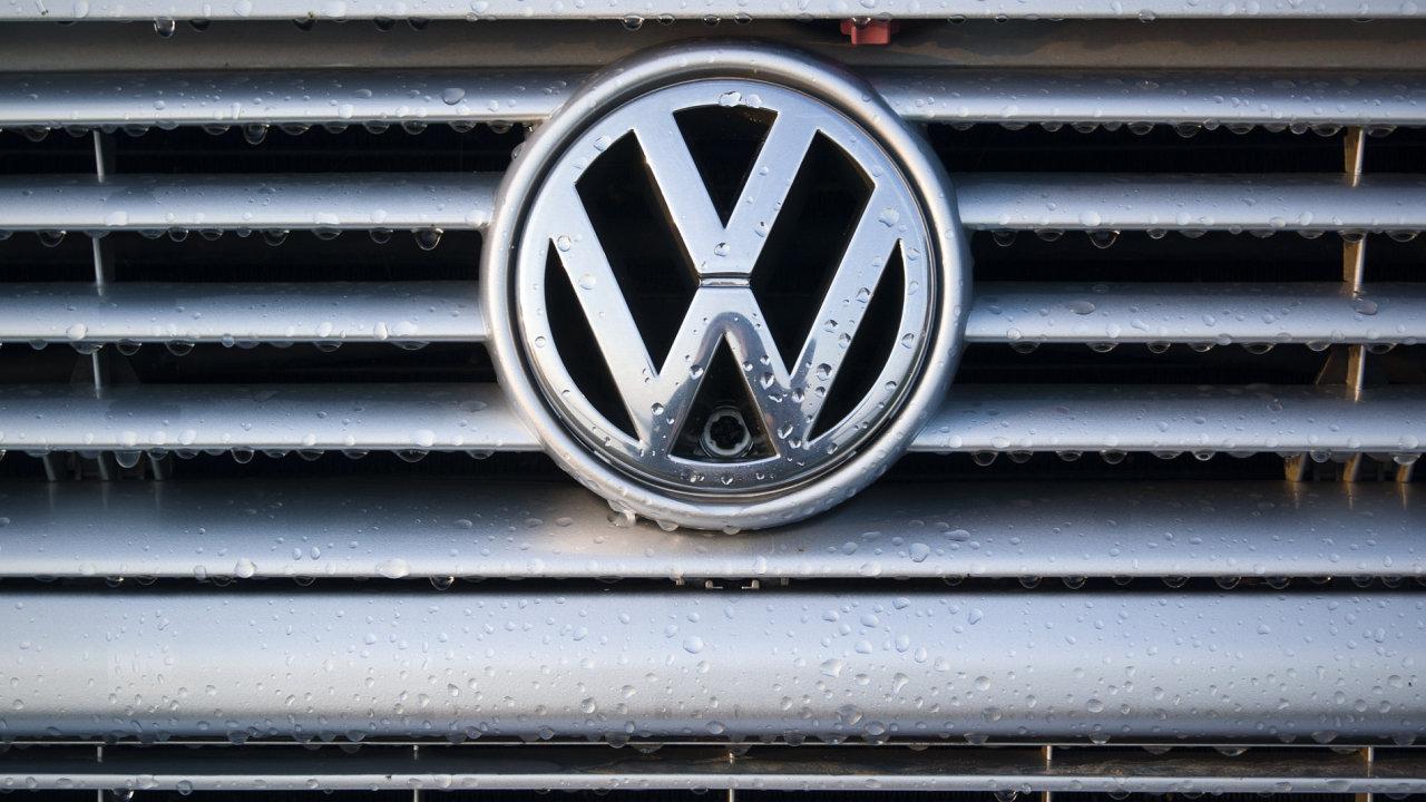 Ilustrační fotografie, VW, Volkswagen, 2017