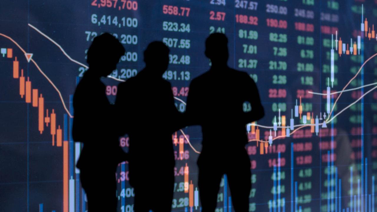 investice, investoři, akcie, akciové trhy