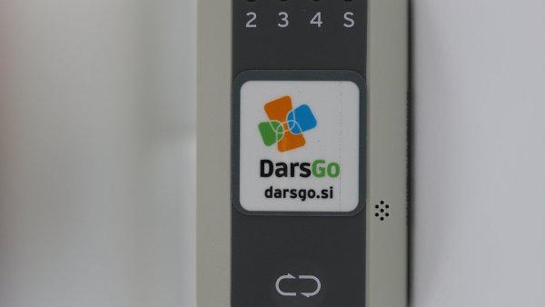 Palubní jednotka DarsGo