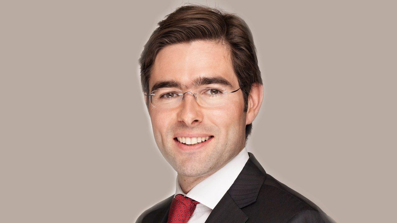 Martin Stotter, člen představenstva Raiffeisenbank