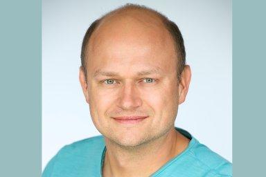 David Pavlík, IT ředitel společnosti Kiwi.com