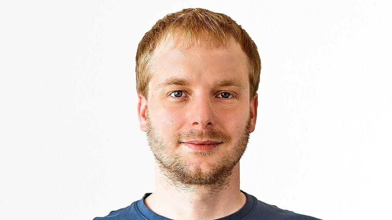 Martin Marek, Business Unit Director ve startupu DoDo patřící akcelerátoru Inveo