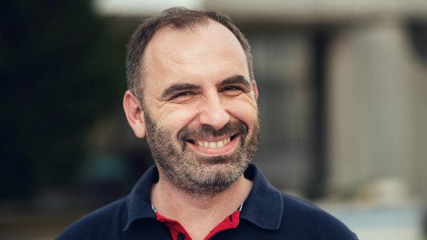 Stát není firma, říká podnikatel Štefunko. Zbrojí na Fica, stal se hlavou hnutí Progresivní Slovensko