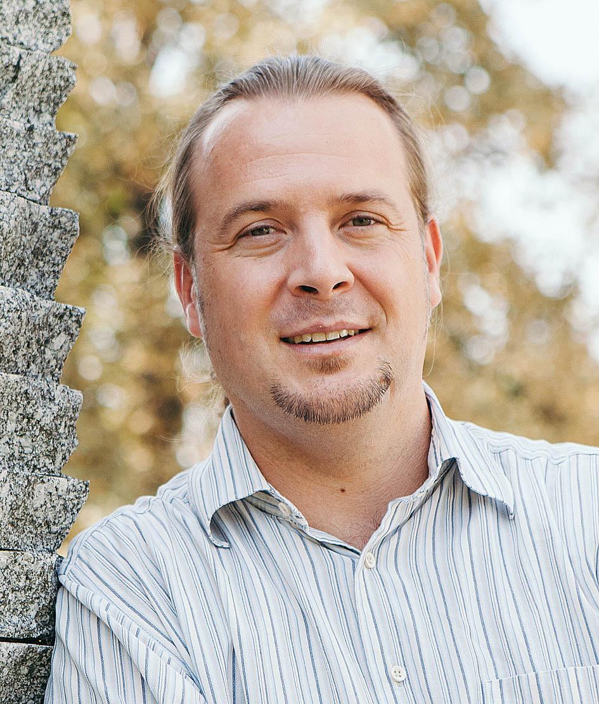Petr Švarc, specialista na big data, senior consultant, Sophia Solutions