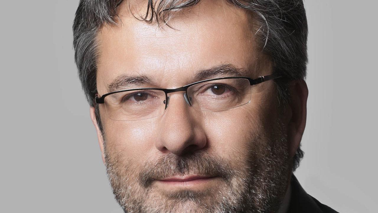 Vladimír Bärtl, náměstek ministryně pro zahraniční obchod a EU, MPO