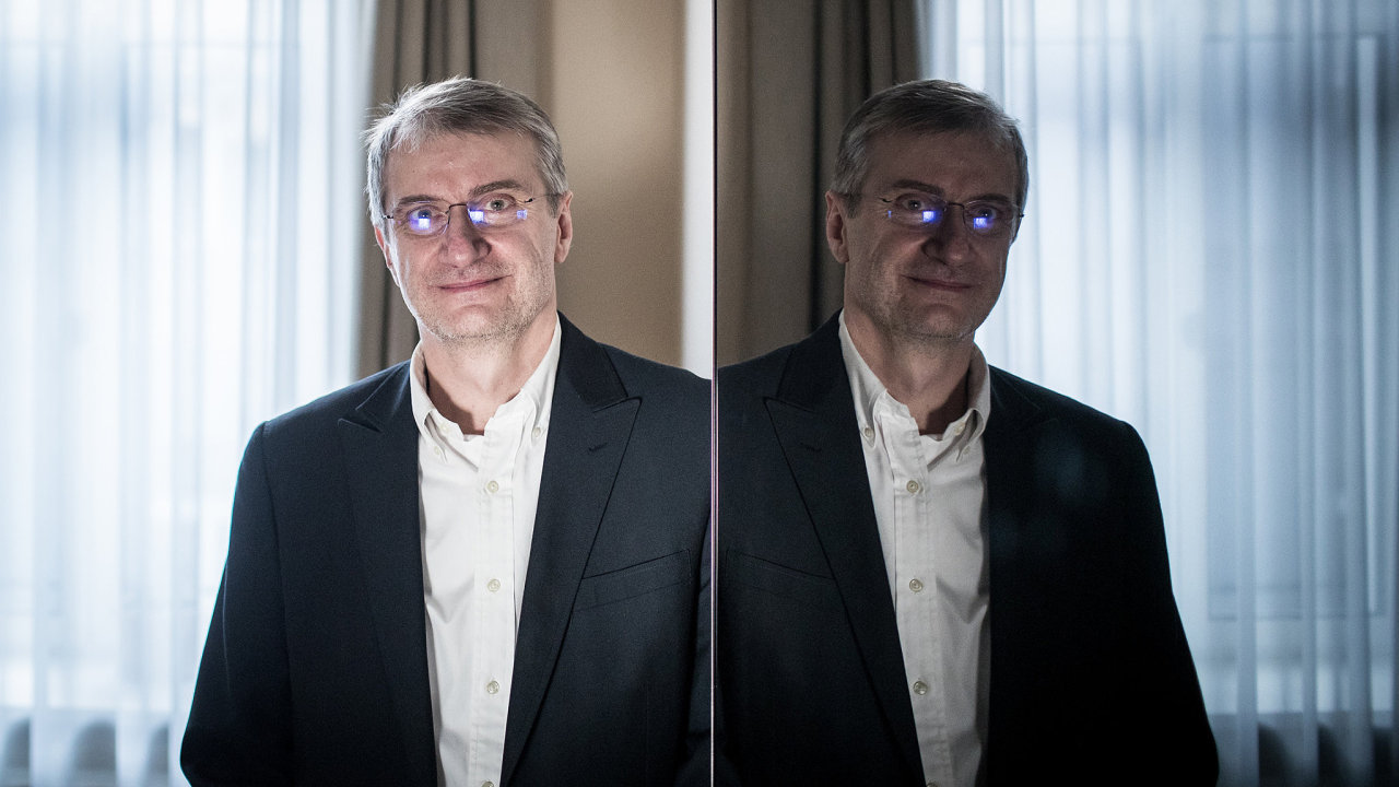 Kandidát na úřad prezidenta Slovenské republiky Robert Mistrík.