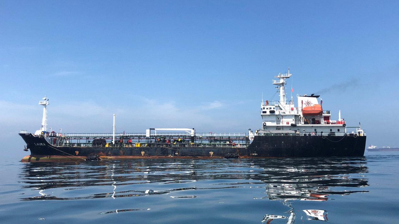 Ropný tanker, Venezuela