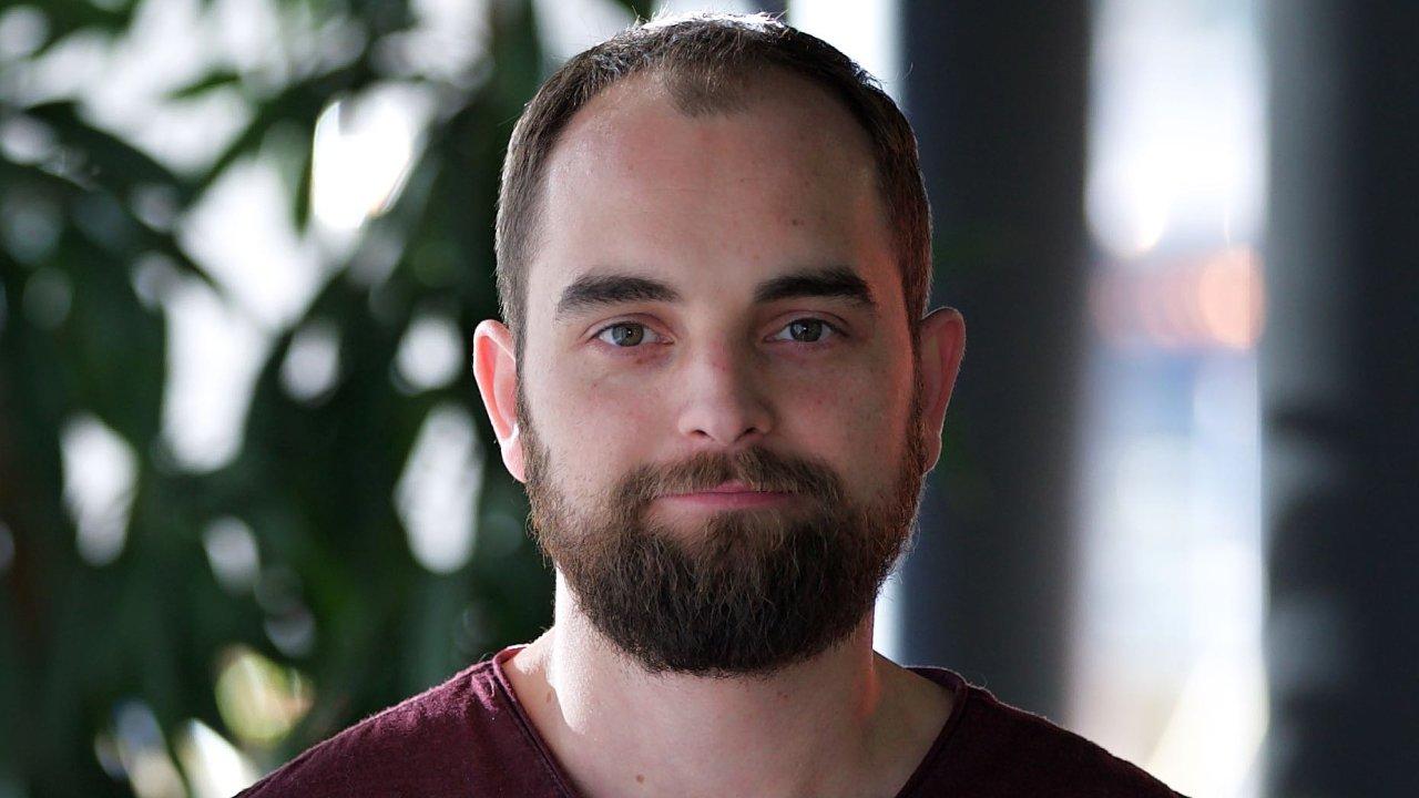 Martin Komora, marketingový ředitel společnosti STRV