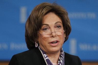 Laura Tysonová, bývalá předsedkyně Rady ekonomických poradců prezidenta USA, je profesorkou naHaasově fakultě obchodu Kalifornské univerzity vBerkeley.