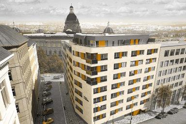 Od roku 2014 se nabídka nových bytů v Praze rozšířila o více než 32 tisíc. Podívejte se, kdo jich za tu dobu postavil nejvíce