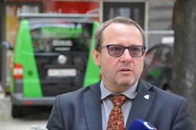 Petr Kraus je jedním z obžalovaných v kauze mosteckých dolů, od letošního května si ale už odpykává trest ve vězení ve Švýcarsku.