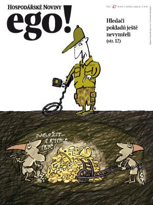 ego! 22. 11. 2019