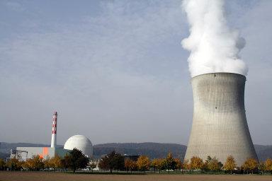 Vpátek Švýcarsko odpojilo odsítě elektrárnu Mühleberg 14 kilometrů západně odhlavního města Bernu.