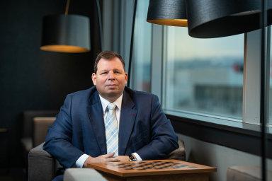 Igor Mesenský, akviziční poradce KPMG