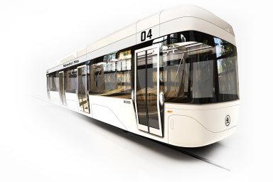 Studenti z Plzně navrhli dva typy tramvají bez řidiče. Jedna funguje na baterie, druhá na vodík