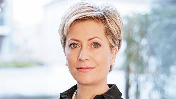 Magda Pokorná, ředitelka pro korporátní záležitosti developera Crestyl