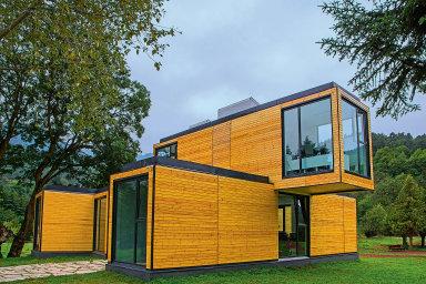 Nulová spotřeba energie je již povinná pro stavby všech velikostí