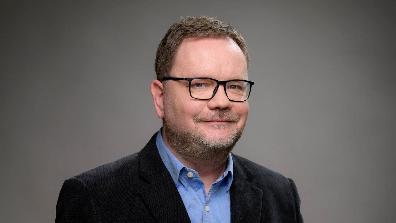 Ředitel pražského Divadla Viola Robert Tamchyna