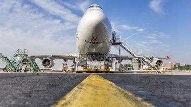 Dachser rozšiřuje letecká chartery