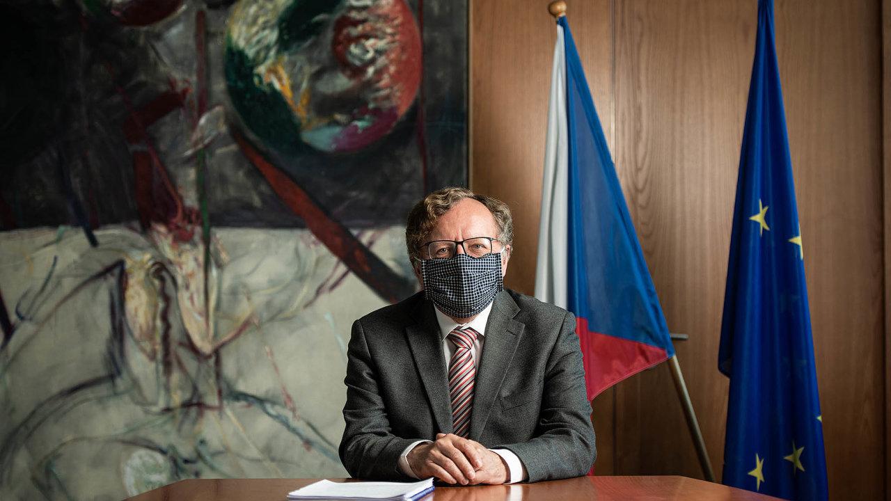 Prezident NKÚ Miloslav Kala