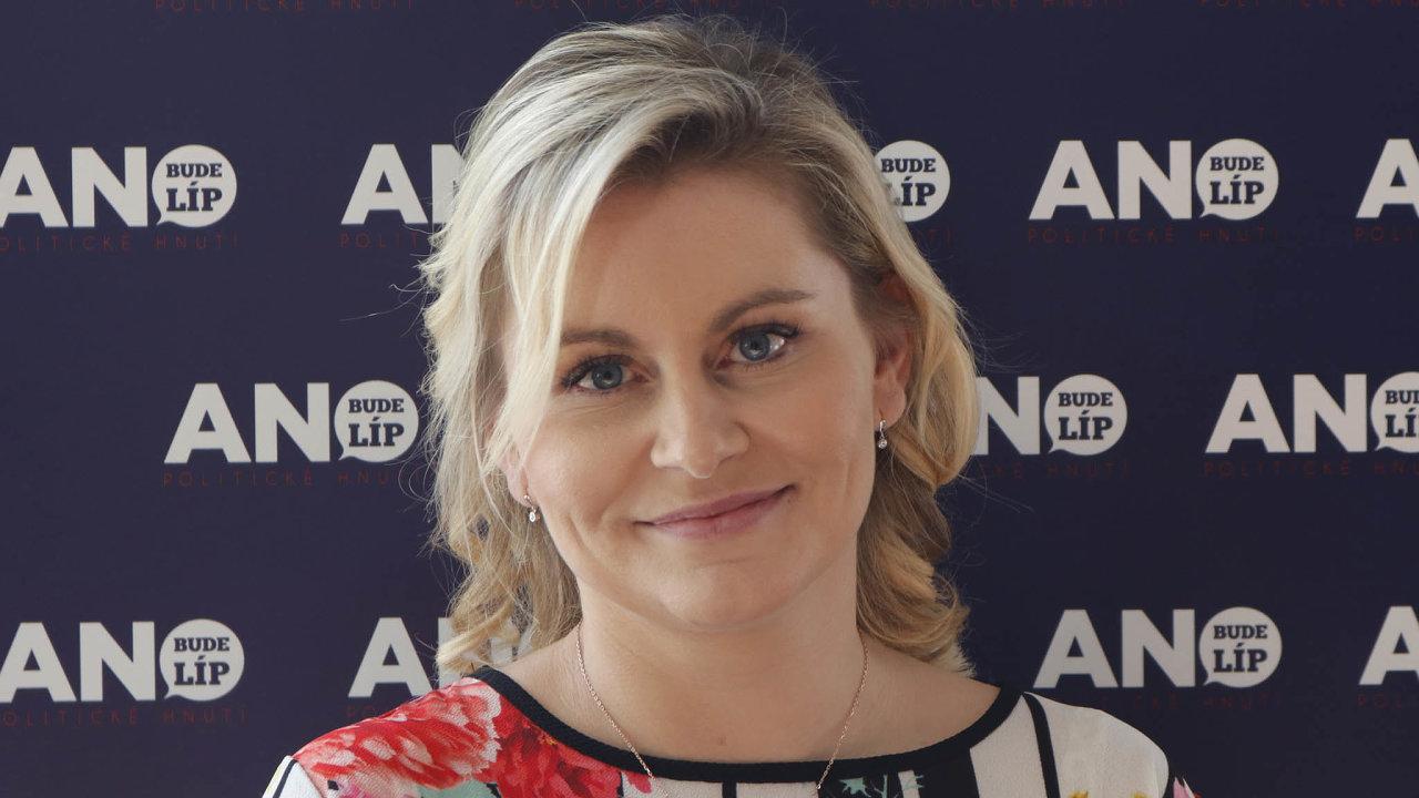O předsedkyni jihomoravského ANO Taťáně Malé brněnský podnikatel Ondřej Stejskal tvrdí, že o Švachulově korupci věděla už v roce 2017.