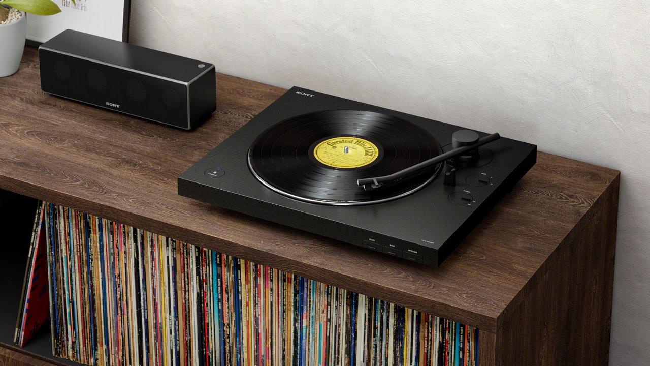 Sony spojilo moderní techniku s klasickou podobou hudby, výsledek je lákavý.