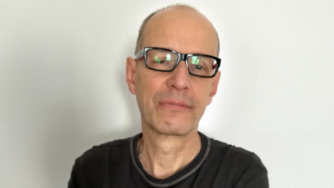 Historik Ivan Šedivý
