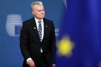Nezávislý prezident. Gitanas Nauséda vyhrál volby litevského prezidenta bez předchozí stranické kariéry. Jeho proevropskou vizi posílily dopady koronavirové krize.