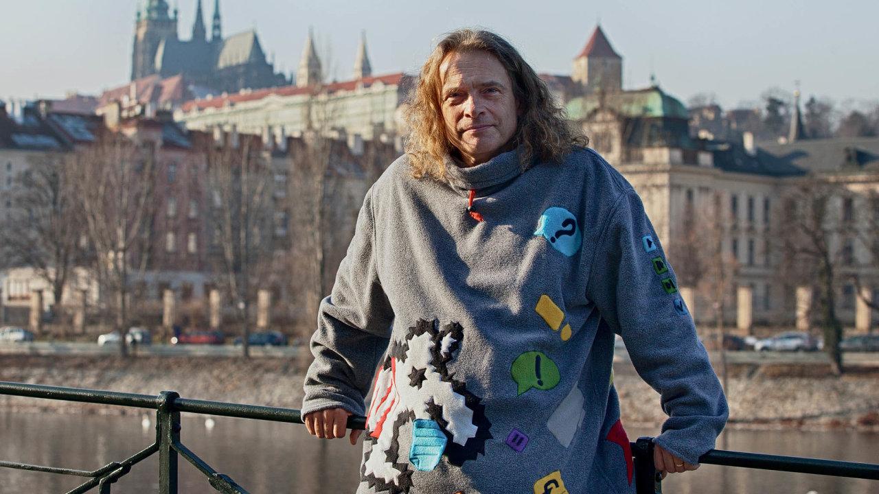 Vladimír Kovář vybudoval zUnicornu odroku 1990 předního dodavatele softwarových řešení, který je úspěšný také vcizině.