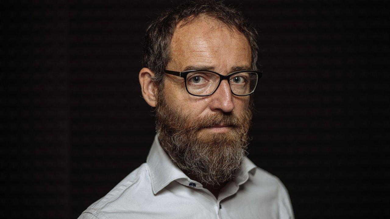 Michal Pěchouček pracoval naprojektech pro americkou armádu, založil Centrum umělé inteligence naČVUT a dnes je technickým ředitelem Avastu.