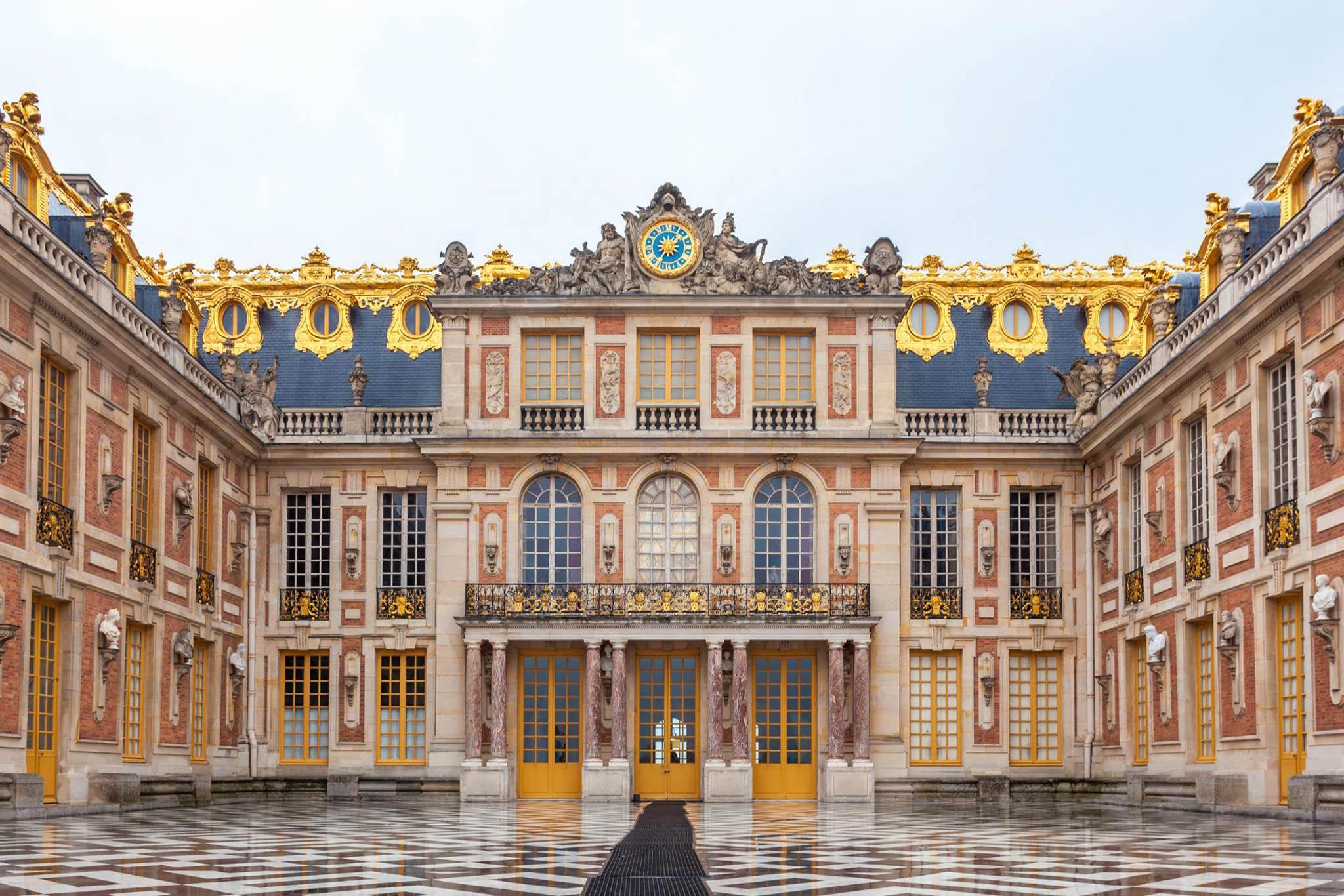 Airelles Château de Versailles,Le Grand Contrôle