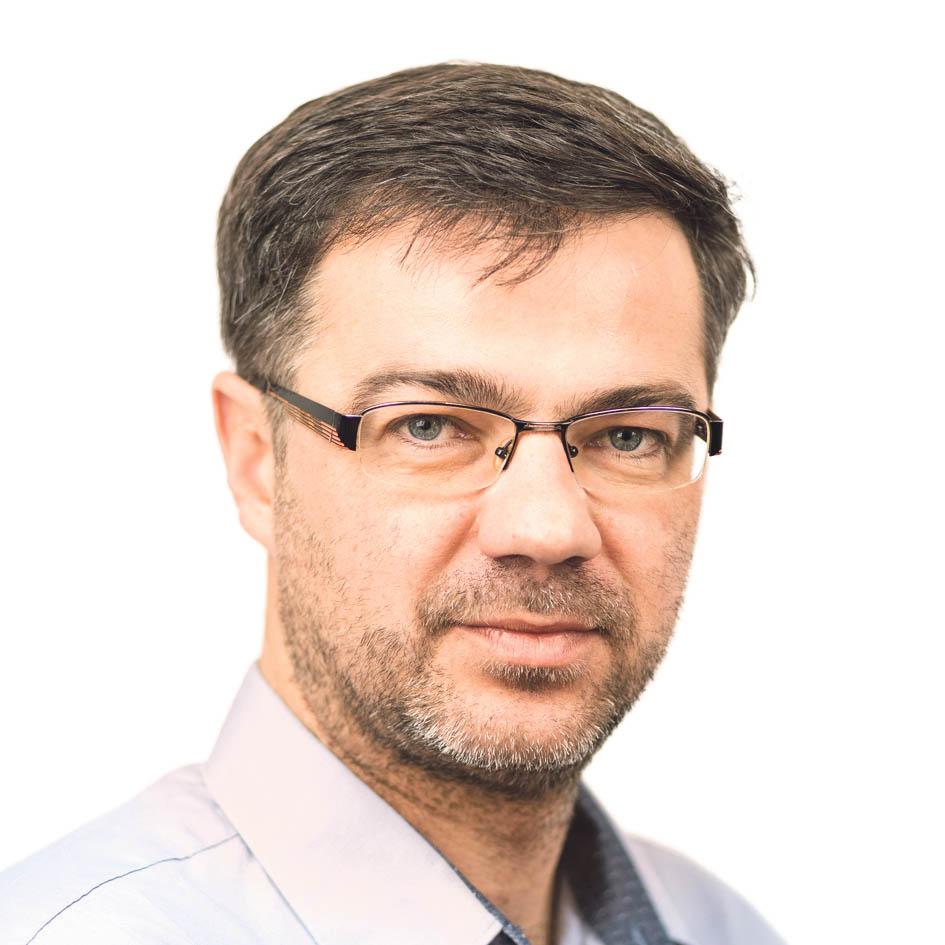 Martin Černý, jednatel společnosti Biomac