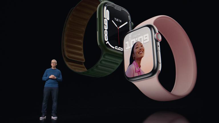 Hezčí design hodinek může k prodejnímu úspěchu stačit, funkcí mají Apple Watch dost