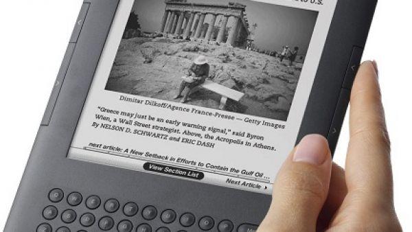 Čtečka Amazon Kindle