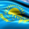 Vlajka Kazachst�nu