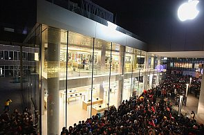 This is what iPhone 4S launch looked like