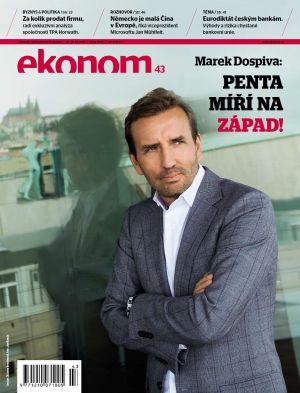 Týdeník Ekonom - č. 43/2012