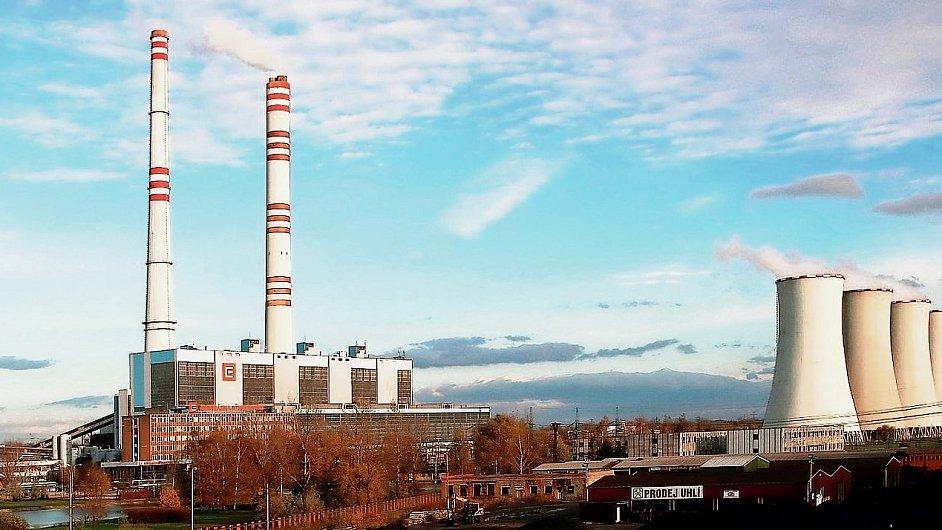 Černouhelné Dětmarovice prodává ČEZ v rámci dohody s Evropskou komisí.