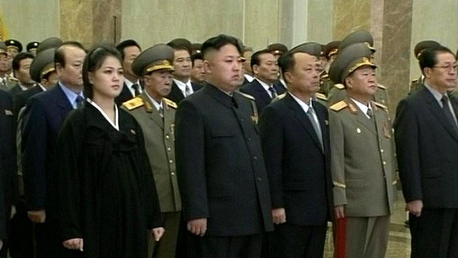 Ri Sol-ču, manželka severokorejského vůdce Kim Čong-una