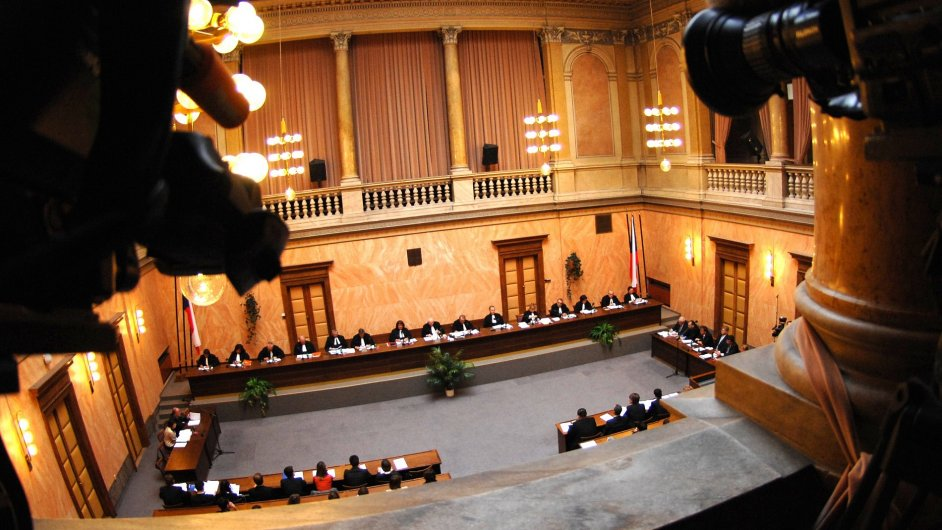 Ústavní soud, ilustrační foto