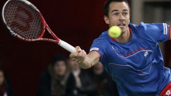 Davis Cup: Luk� Rosol