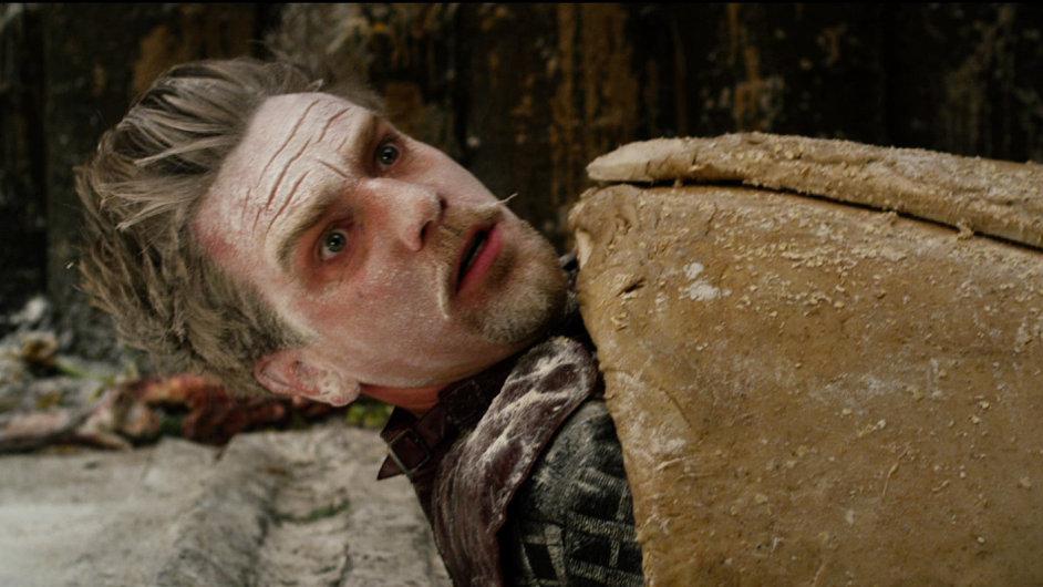 Ewan McGregor ve filmu Jack a obři