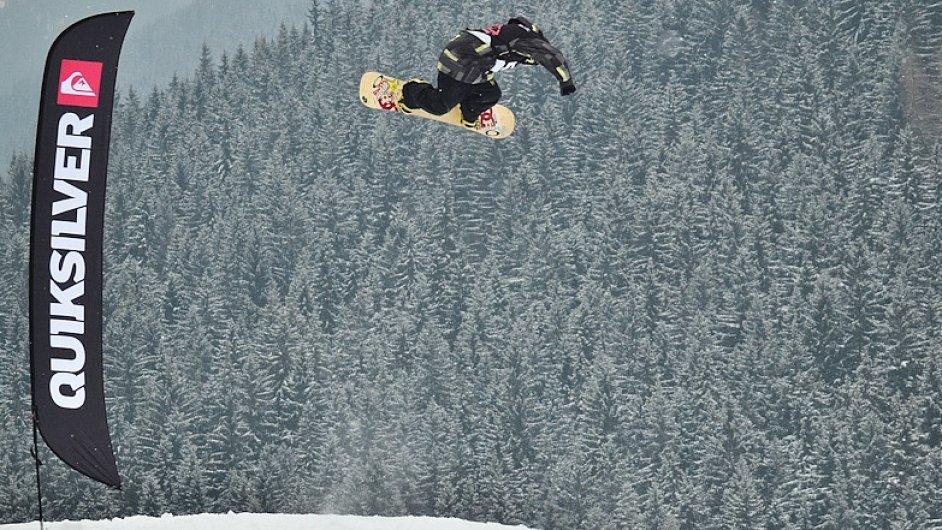 Vítěz Quicksilver Snowjam 2013 Torstein Horgmo