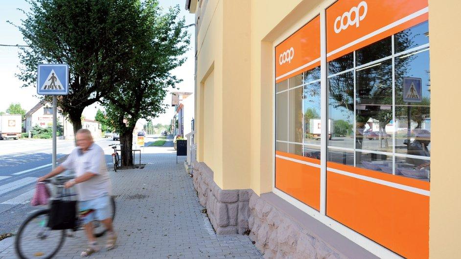 Prodejna Coop