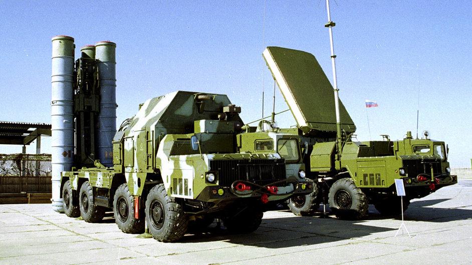 Ruské protiletadlové rakety S-300