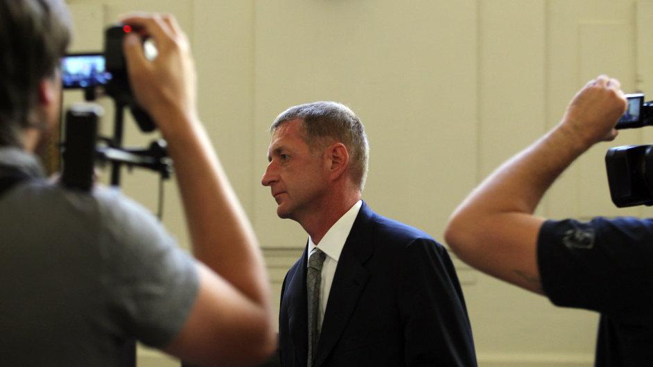 Soud s Romanem Janouškem