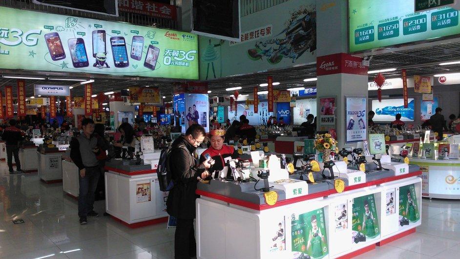 Huawei v Číně