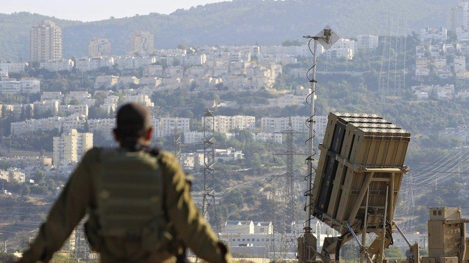 Izrael se obává útoku Sýrie, ilustrační foto